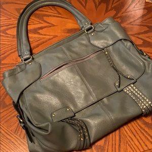 Black Rivet Purse from Wilsons Leather NWOT